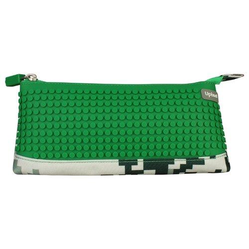 Купить Upixel Пенал WY-B002-a зеленый хаки, Пеналы