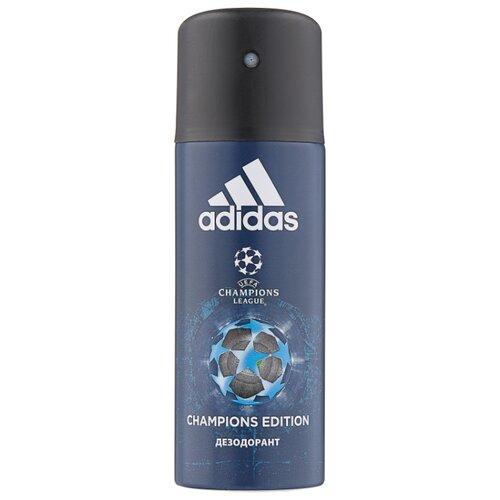 Дезодорант спрей Adidas UEFA 4 Champions Edition, 150 мл