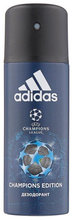 Дезодорант спрей Adidas UEFA 4 Champions Edition