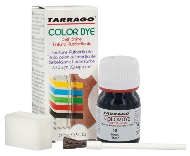 Tarrago Краситель Color Dye 018 black — цены на Яндекс.Маркете