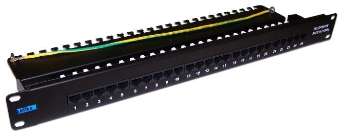 Патч-панель Lanmaster TWT-PP25TEL45