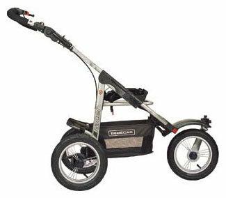 Универсальная коляска Bebecar Racer STS (2 в 1)