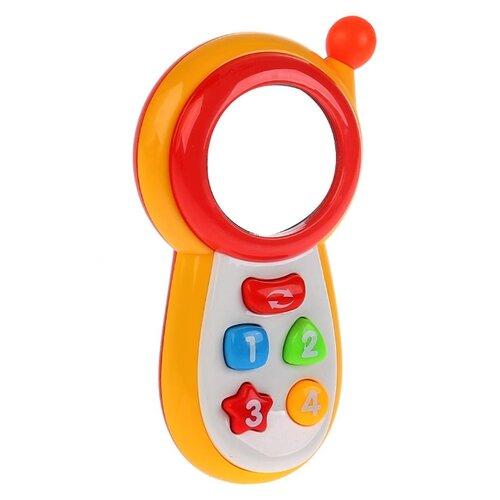 Купить Обучающий телефончик.20 песен детского сада, учим цифры и цвета.ТМ УМКА, Умка, Развивающие игрушки