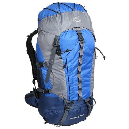 Рюкзак Сплав Bionic 50 (синий) рюкзак туристический сплав рк2 цвет оливковый 50 л