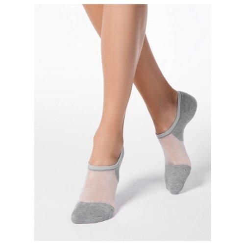 Фото - Носки Conte Elegant Active 18С-4СП, размер 25, серый носки conte elegant active