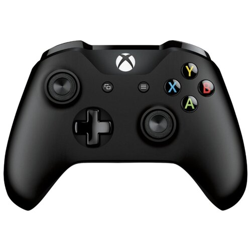 Геймпад Microsoft Xbox One Controller черный геймпад microsoft xbox one wireless controller gray green wl3 00061