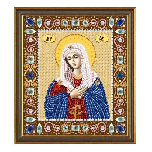 NOVA SLOBODА Набор для вышивания бисером иконы Богородица Умиление 13 х 15 см (Д6022), Наборы для вышивания  - купить со скидкой