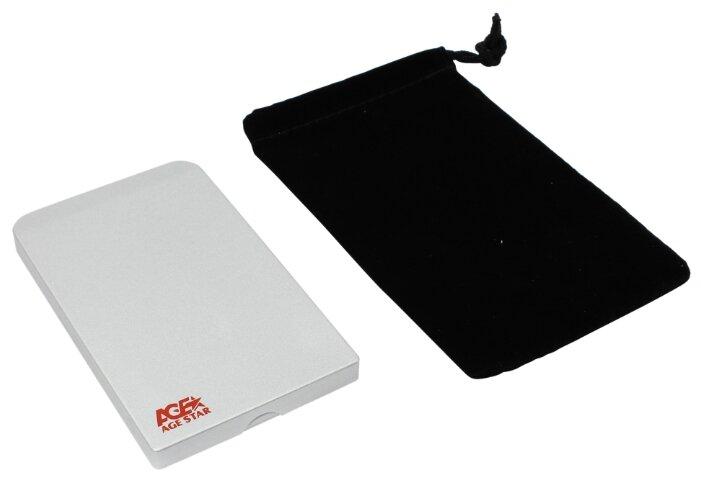 Корпус для HDD/SSD AGESTAR 3UB2O1