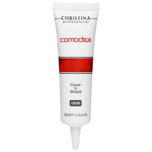 Christina COMODEX Защитный крем с тоном SPF 20 30 мл чистка comodex косметика christina