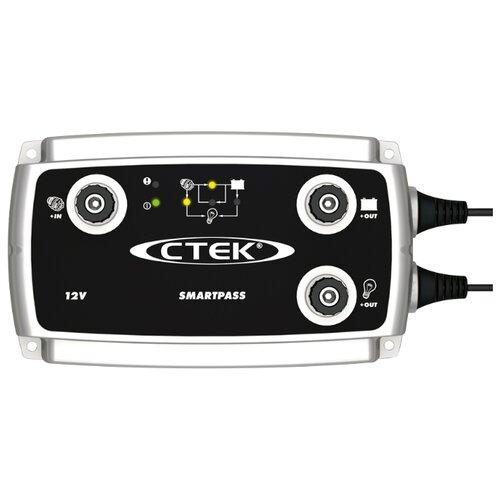 Зарядное устройство CTEK Smartpass черный зарядное