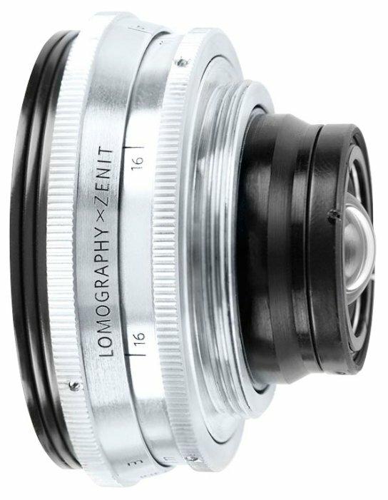 Объектив Lomography New Russar+ 5.6/20 Leica M