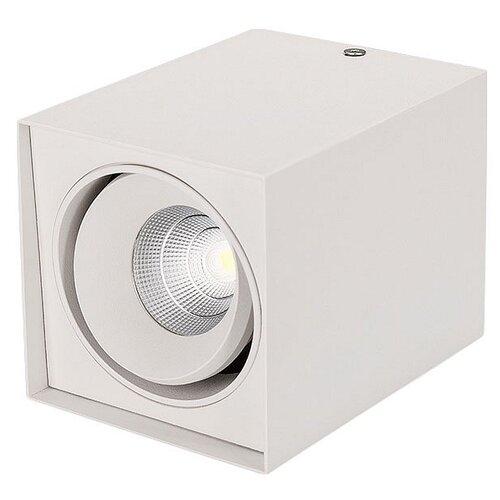 Спот Arlight Sp-cubus SP-CUBUS-S100x100WH-11W White 40deg