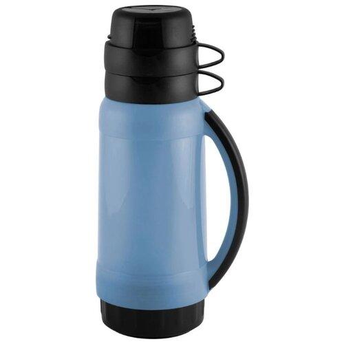 Фото - Классический термос Mallony Pratico (1 л) голубой mallony чайник 002102 002103 002104 3 л голубой