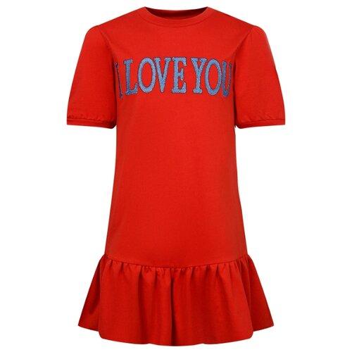 Платье Alberta Ferretti размер 152, красный