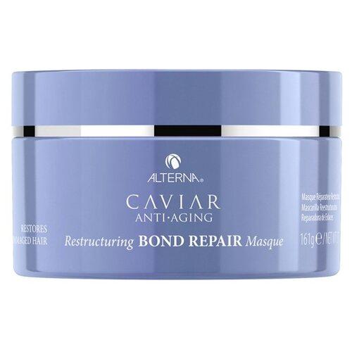 Alterna Caviar Anti-Aging Restructuring Маска мгновенного восстановления для волос, 161 г