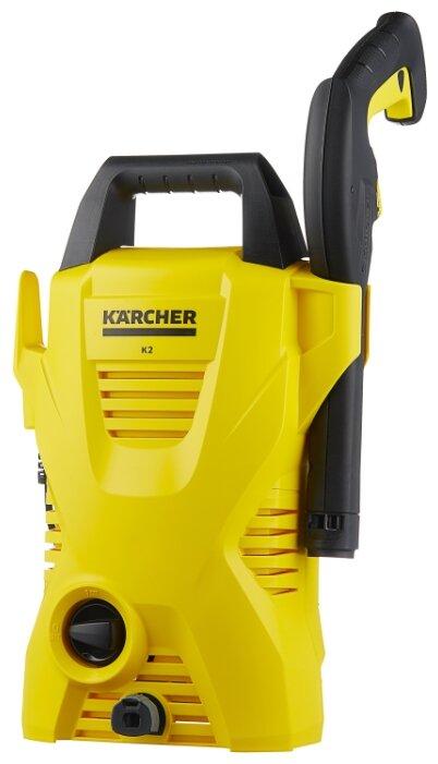 Мойка высокого давления KARCHER K 2 Basic (1.673-159.0) 1.4 кВт