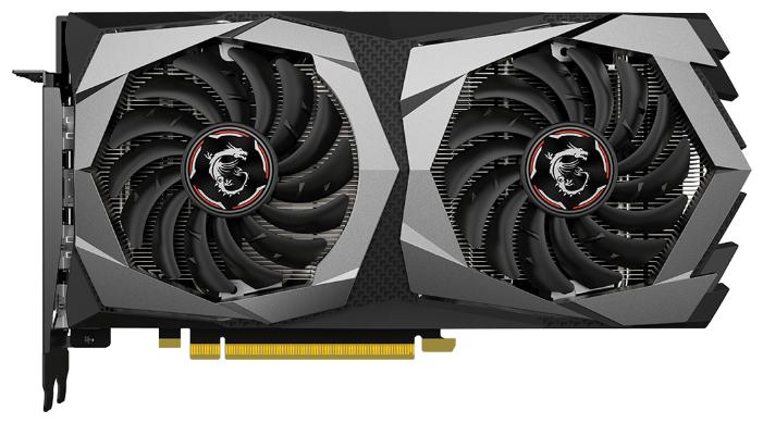 Видеокарта MSI GeForce GTX 1650 SUPER 1755MHz PCI-E 3.0 4096MB 12000MHz 128 bit HDMI 3xDisplayPort H
