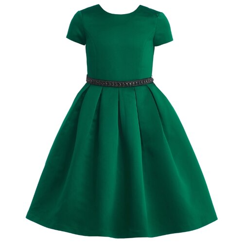 Платье Gulliver размер 164, зеленый