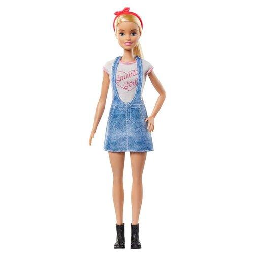 Купить Кукла Barbie Загадочные профессии блондинка, GLH62, Куклы и пупсы