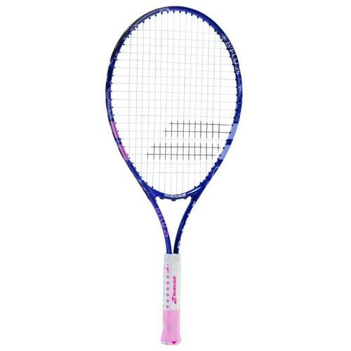 Ракетка для большого теннисаBabolat B`FLY 25 25'' 00 синий/фиолетовый