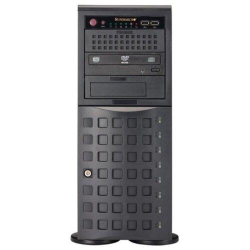 Сервер Supermicro SuperServer 7049P-TR без процессора/без ОЗУ/без накопителей/количество отсеков 3.5\