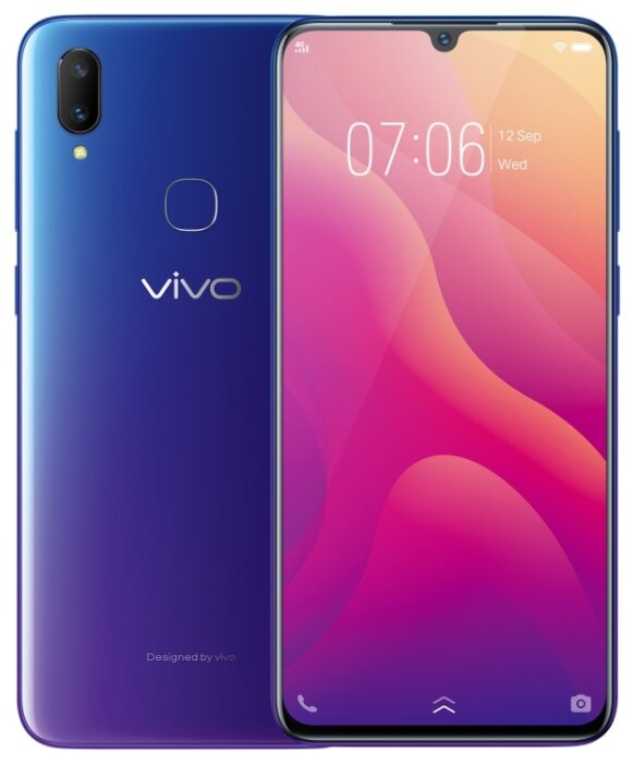 Смартфон vivo V11i — купить по выгодной цене на Яндекс.Маркете