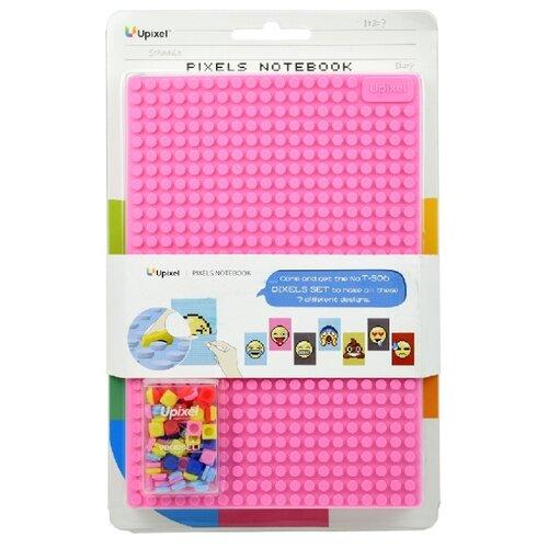 Купить Блокнот Upixel WY-K002 розовый, 21x14.5 (100 листов), Блокноты
