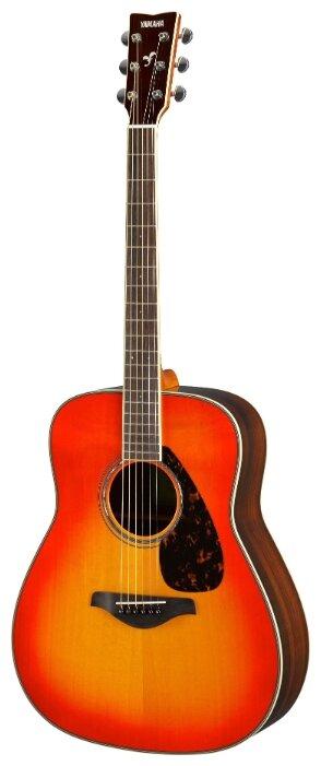 Гитара вестерн YAMAHA FG830 Autumn Burst