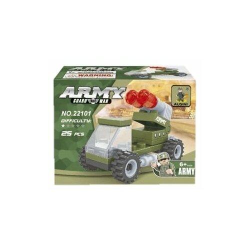 Купить Конструктор Ausini Армия 22101, Конструкторы