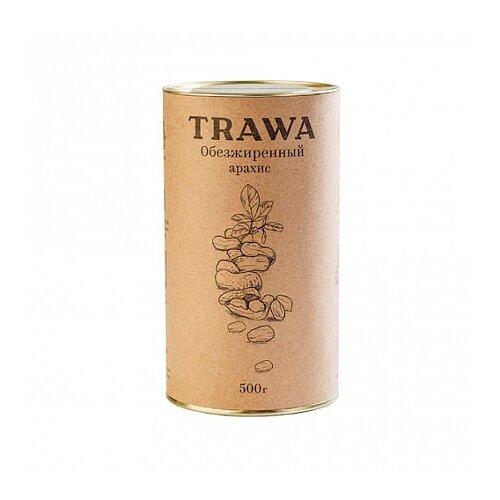 Арахис Trawa обезжиренный, 500 г творог гармония обезжиренный 0