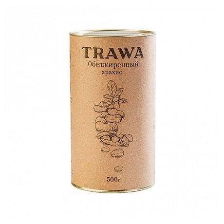 Арахис обезжиренный, 500 мл - Trawa