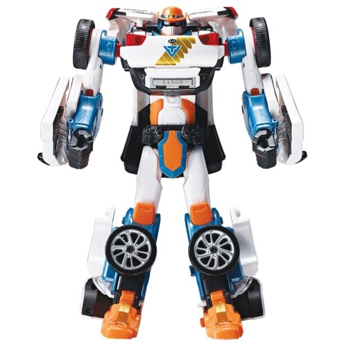 Купить Трансформер YOUNG TOYS Tobot Athlon Jango 301073 белый, Роботы и трансформеры