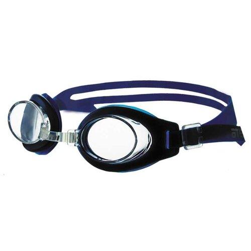 Фото - Очки для плавания ATEMI S103 синий очки маска для плавания atemi z401 z402 синий серый