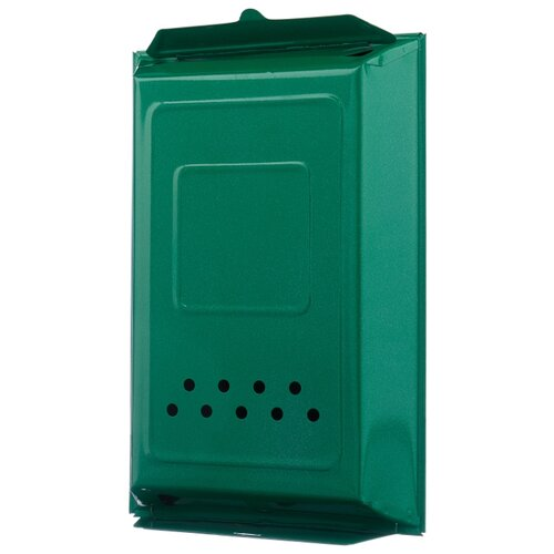 Почтовый ящик ONIX ЯК-10 390х260 мм, зеленый