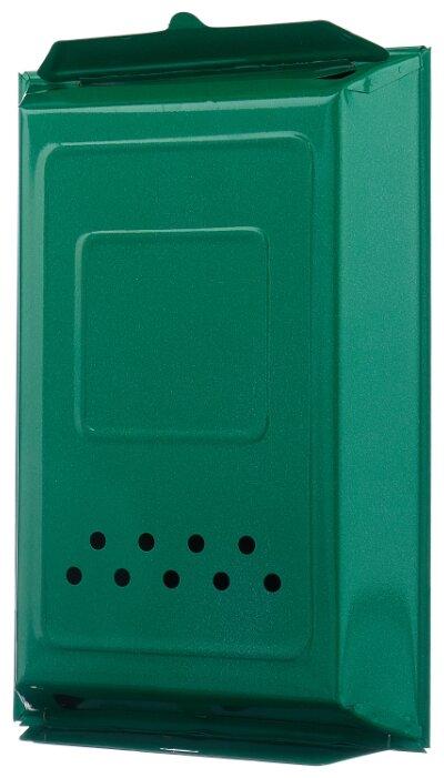 Почтовый ящик ONIX ЯК-10 390 х 260 мм зеленый