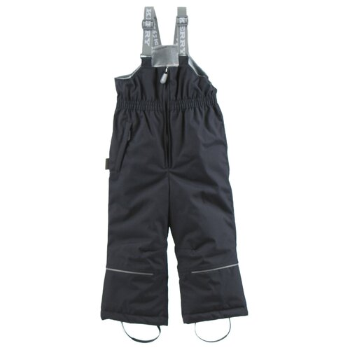 Купить Полукомбинезон KERRY JACK K19451 размер 122, 987 графит, Полукомбинезоны и брюки
