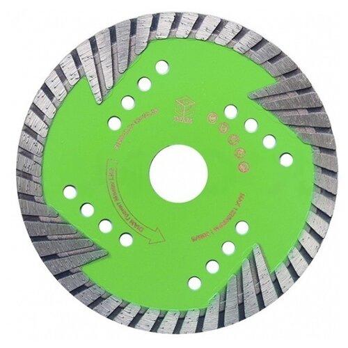 Фото - Диск алмазный отрезной DIAM Master Line 000555, 128 мм 1 шт. diam 030657 62 x 450 мм