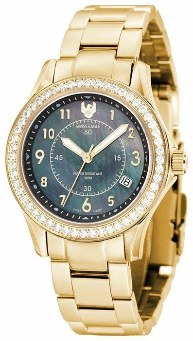 Наручные часы Swiss Eagle SE-6027-44