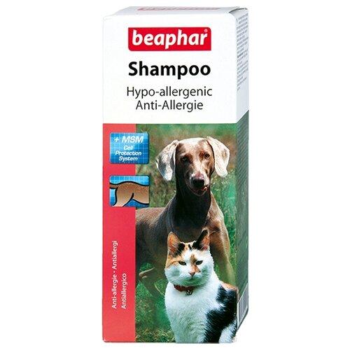 Шампунь Beaphar Hypo-allergenic Гипоаллергенный для собак и кошек 200 мл