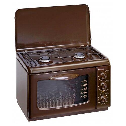 Мини-печь GEFEST ПГЭ 120 коричневый