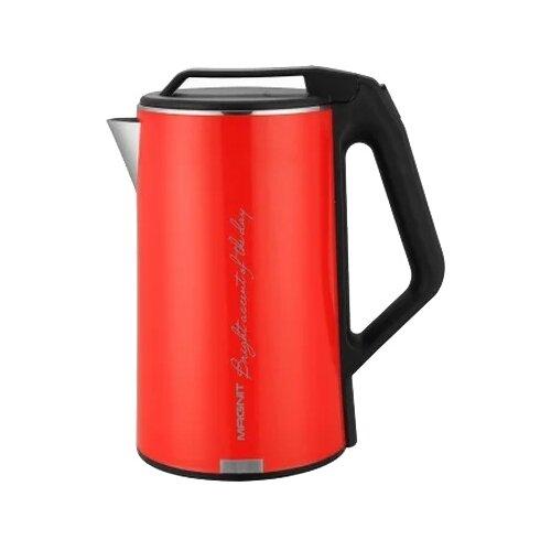 Чайник MAGNIT RMK-3216, красный