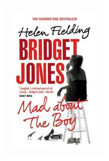 "Fielding Helen ""Bridget Jones. Mad About the Boy"""