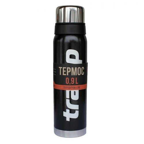 Термос Tramp 0,9 л (черный)