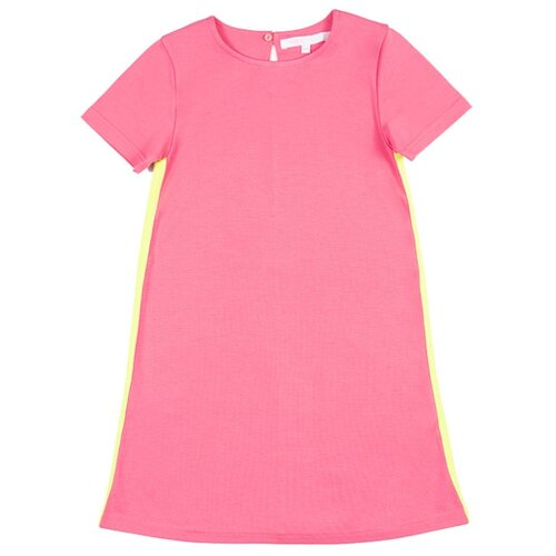 Платье MODIS размер 146, neon pink
