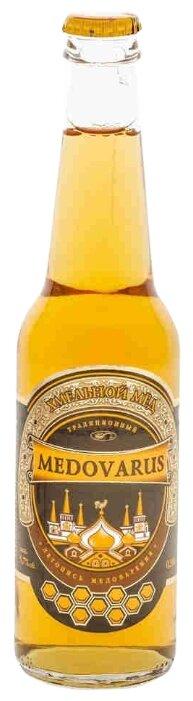 Медовый напиток Medovarus Хмельной мед Традиционный 0.33 л