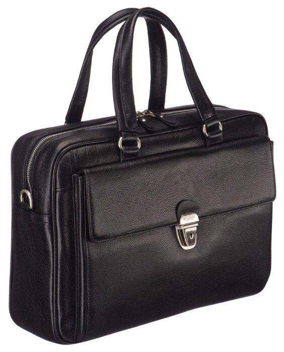 Портфель для мужчин Dr.Koffer B402647, натуральная кожа