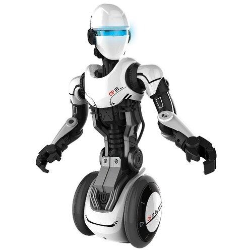 Робот Silverlit O.P. One белый/черный