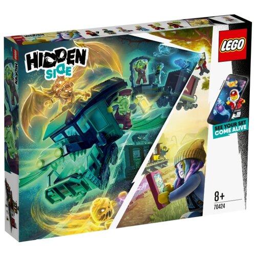 Купить Конструктор LEGO Hidden Side 70424 Призрачный экспресс, Конструкторы