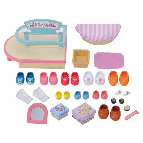Игровой набор Sylvanian Families Обувной магазин 4862/2404 epoch traumwiesen набор магазин игрушек sylvanian families