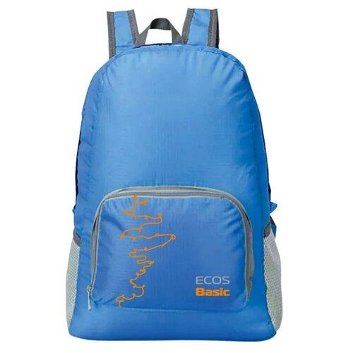Рюкзак ECOS Basic (голубой)